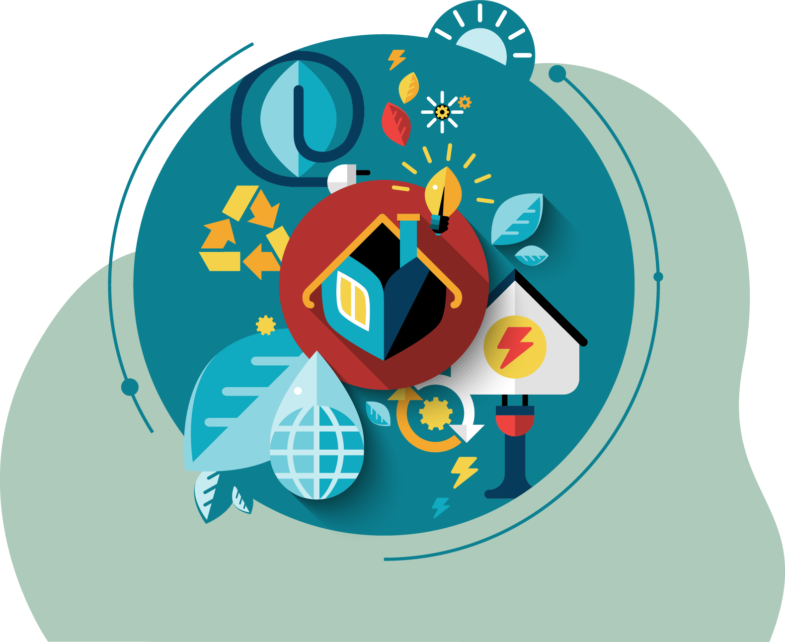 Hacer eficientemente energética nuestra casa